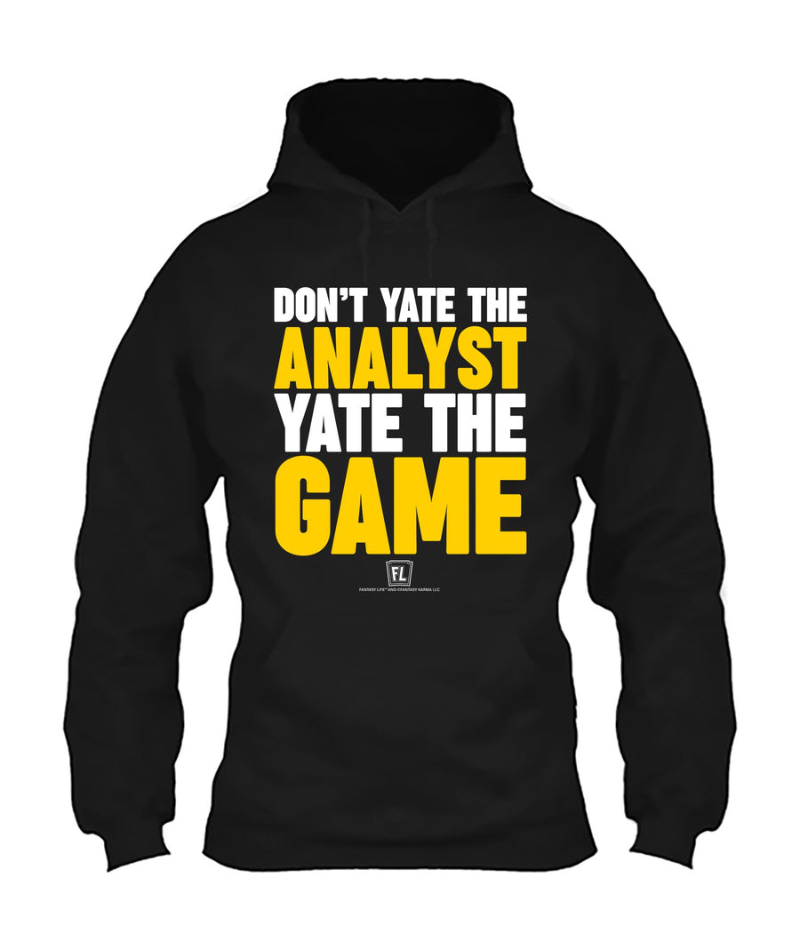 Don't Yate The Analyst 06010 Apparel