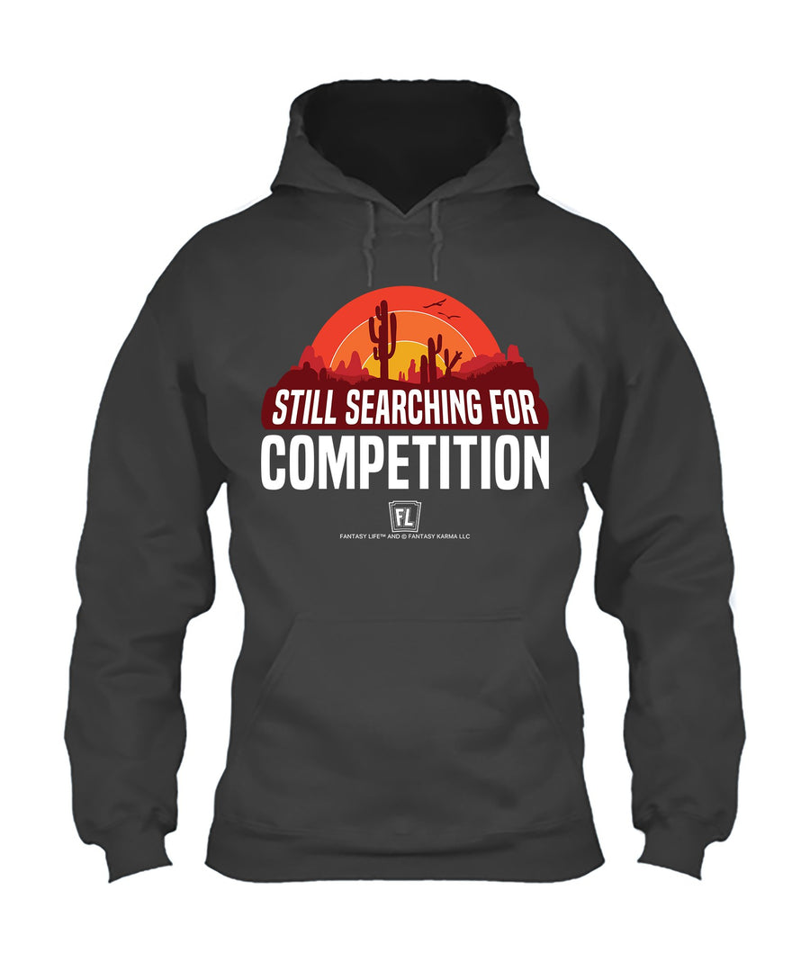 Still Searching For Competition