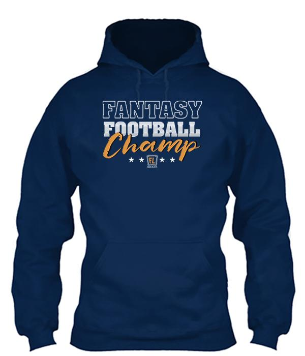 Fantasy Football Champ Apparel