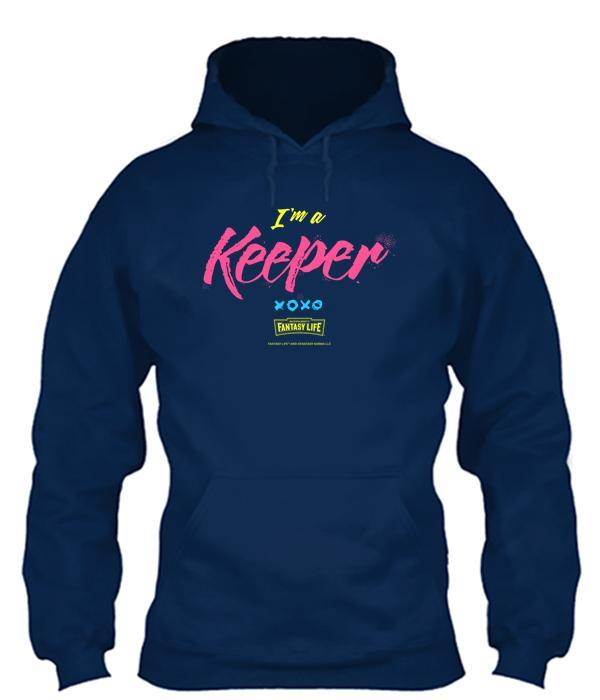 I'm A Keeper Apparel