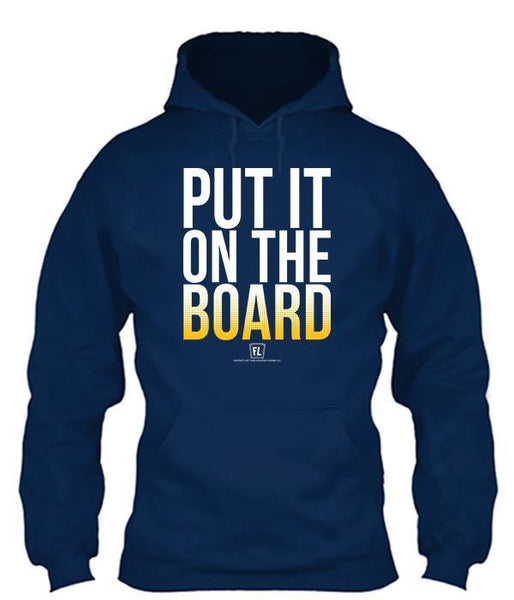 Put It On The Board Apparel