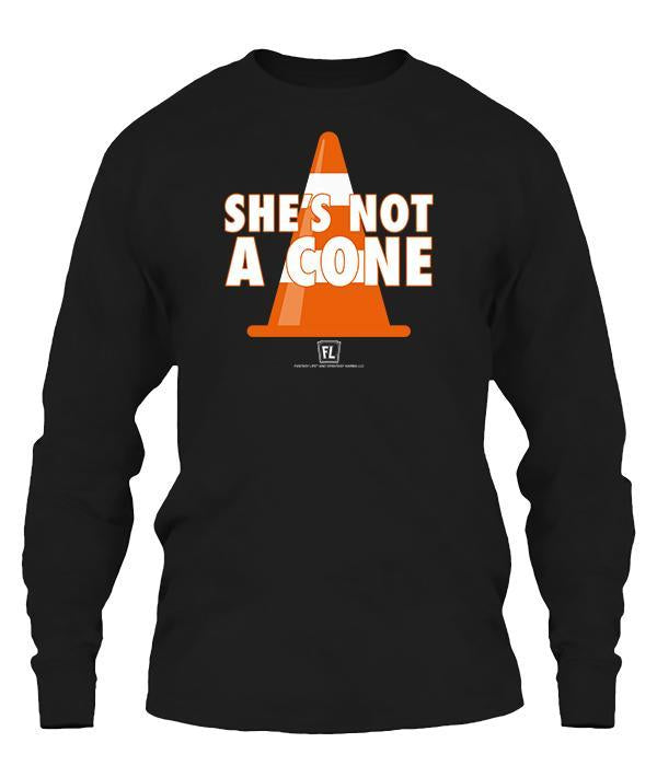 She's Not A Cone Apparel