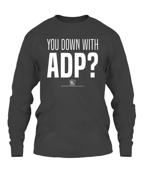 You Down With ADP