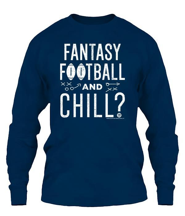 Fantasy Football and Chill? Apparel