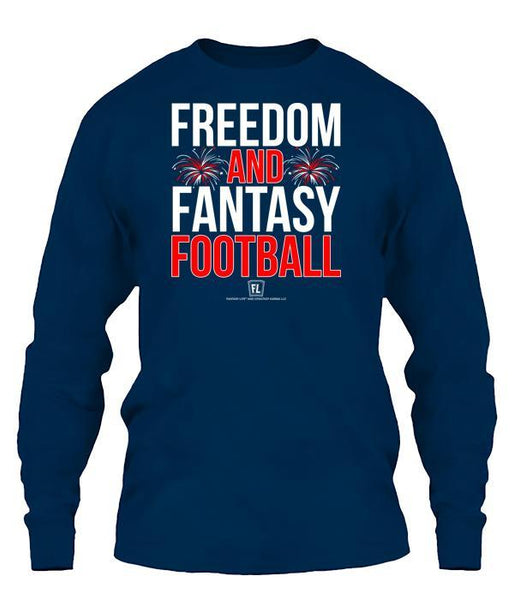 Freedom & Fantasy Football Apparel