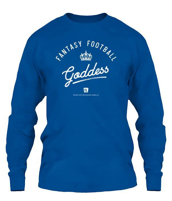 Fantasy Football Goddess Apparel
