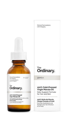 100% Cold-Pressed Virgin Marula Oil