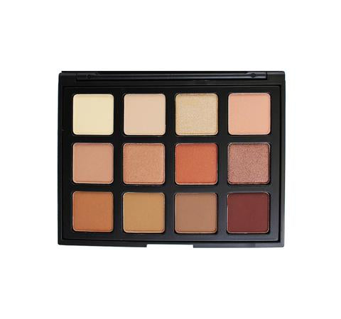 12NB- NATURAL BEAUTY EYESHADOW PALETTE