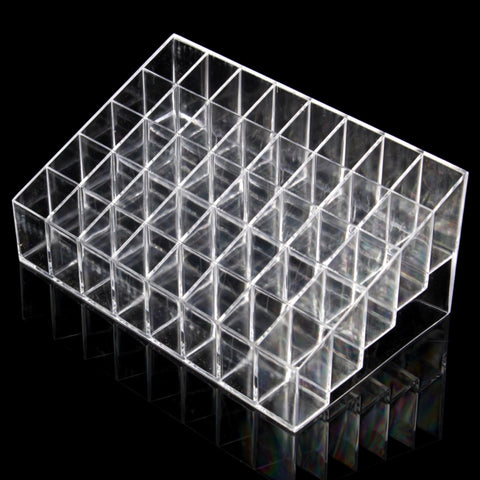 Acrylic Lipstick Holder 40 slot