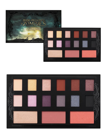 Pride and Prejudice and Zombies Eye & Cheek Limited Edition Palette