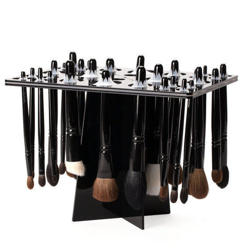 Brush Dryer Rack