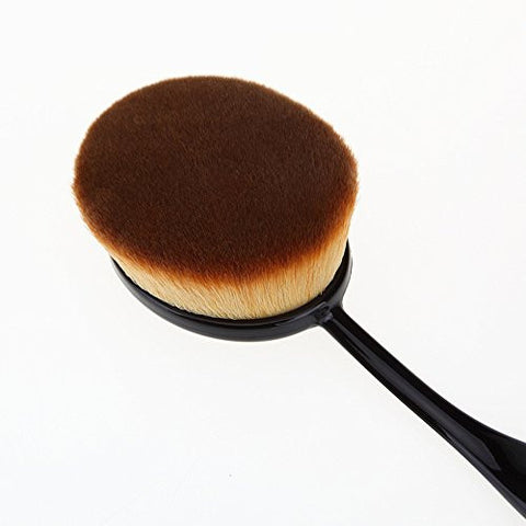 Large Powder Oval Brush