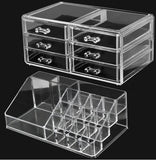 6 Drawer Makeup Organizer