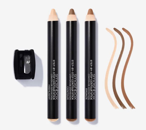 STEP-BY-STEP CONTOUR STICKS