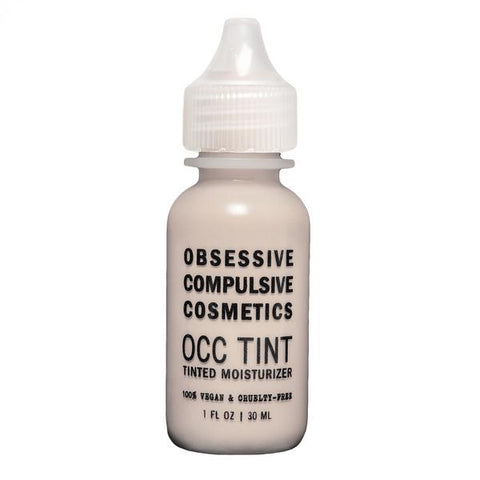 OCC TINT: FULL COVERAGE TINTED MOISTURZER