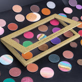 Empty Magnetic Palette - Gold
