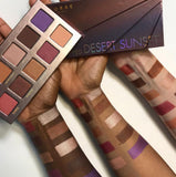 [ONHAND] UNZIPPED DESERT SUNSET EYE SHADOW PALETTE