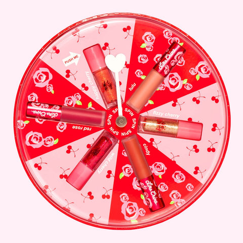 [ONHAND] LIME CRIME SPIN THE DIAL SET