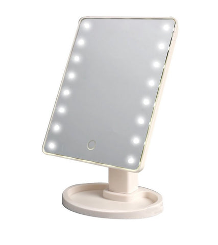 PGM LED Natural Daylight Makeup Mirror