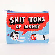 Coin Purse - Shit Tons