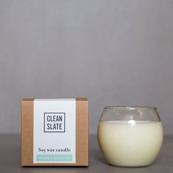 French Pear Bulb Candle