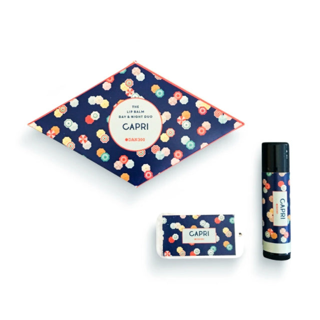 Lip Balm Duo - Capri