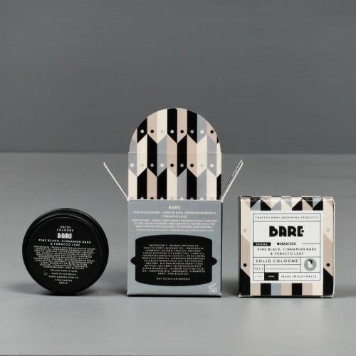 Man300 Solid Cologne - Bare