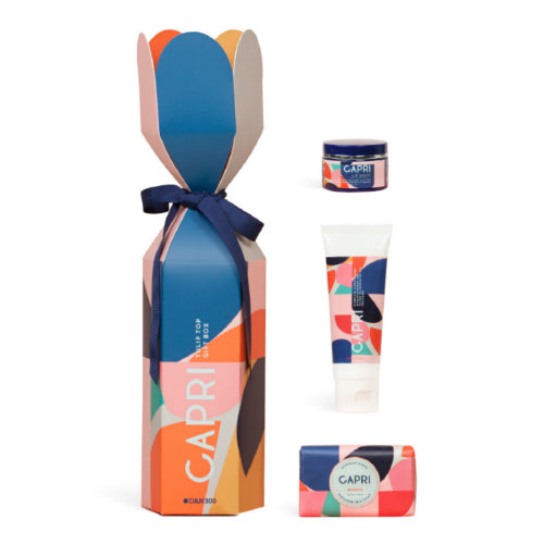 Tulip Top Gift Box 3Pc Set - Capri (TALL)