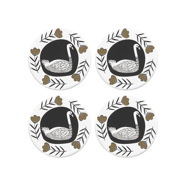 Wild Tale Coaster - Set Of 4