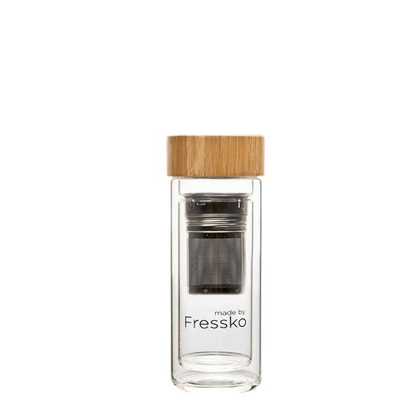 Rise 300Ml Glass Flask