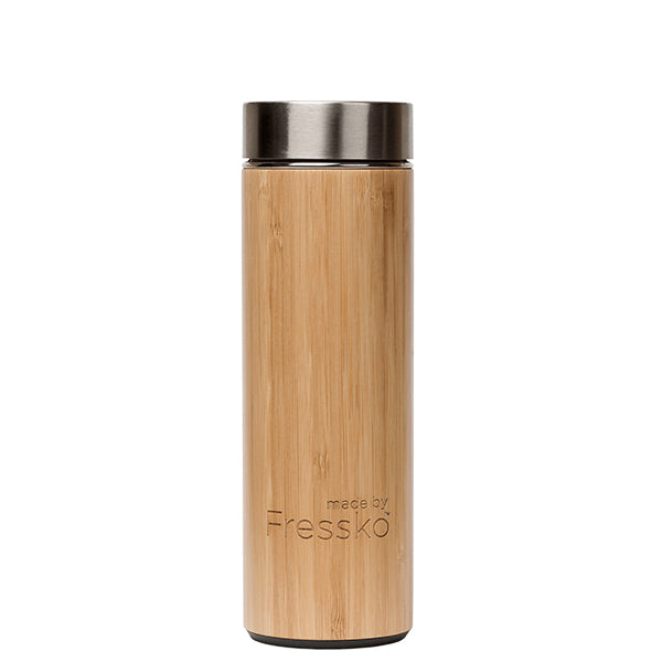 Trip 450Ml Bamboo Flask