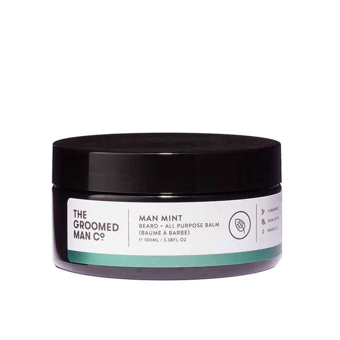 Man Mint Beard Balm