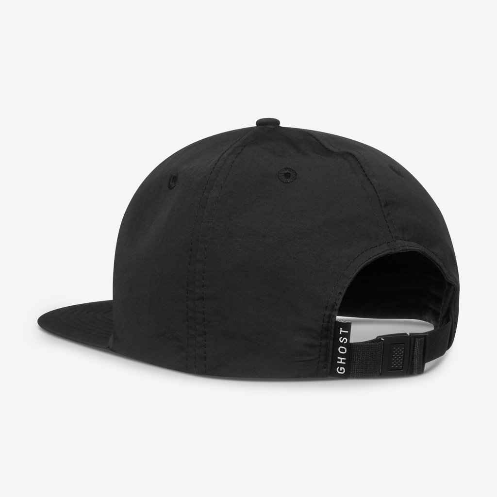 Hat - Black Thunderbolt 5-Panel