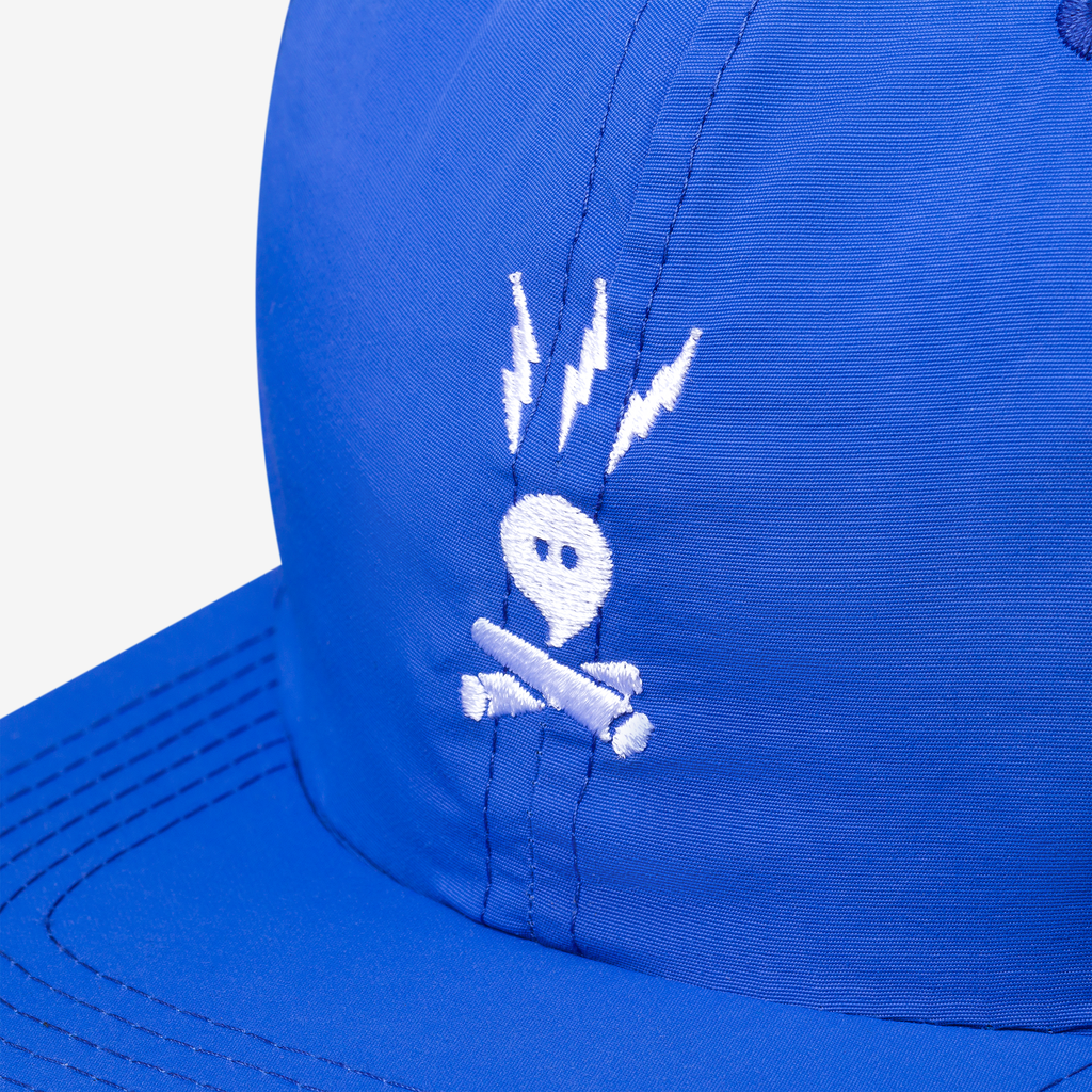 Hat - Blue Thunderbolt 5-Panel