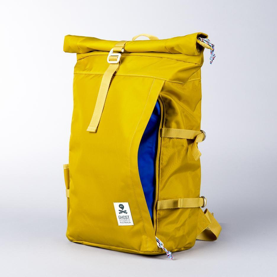 The Ultimate Rucksack - Ochre Yellow