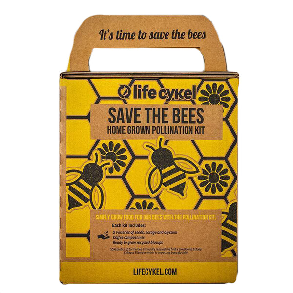 Bee Pollination Grow Kit
