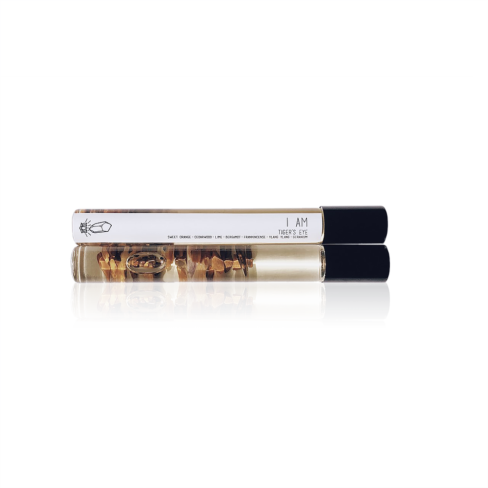 I Am Tiger's Eye Precious Purpose Oil 10ml