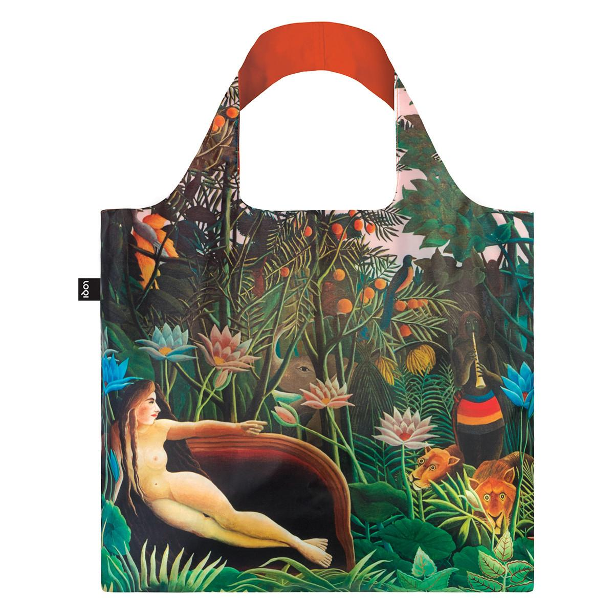 Shopping Bag Museum Collection - Henri Rousseau