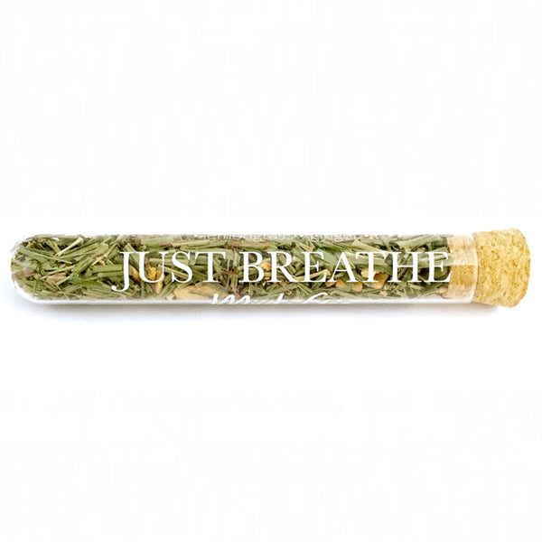 Just Breathe Tea - Lemongrass Ginger
