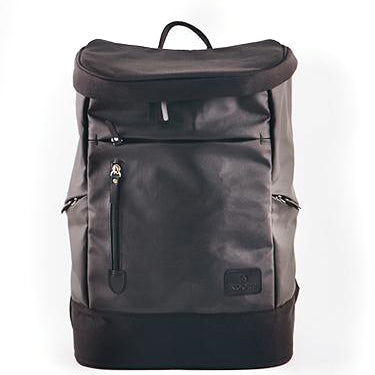 Noord Boston Backpack - Black