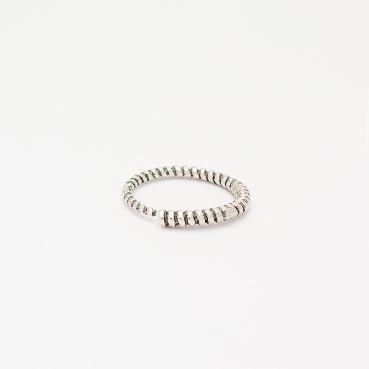 Sterling Silver - Wrapped Ring