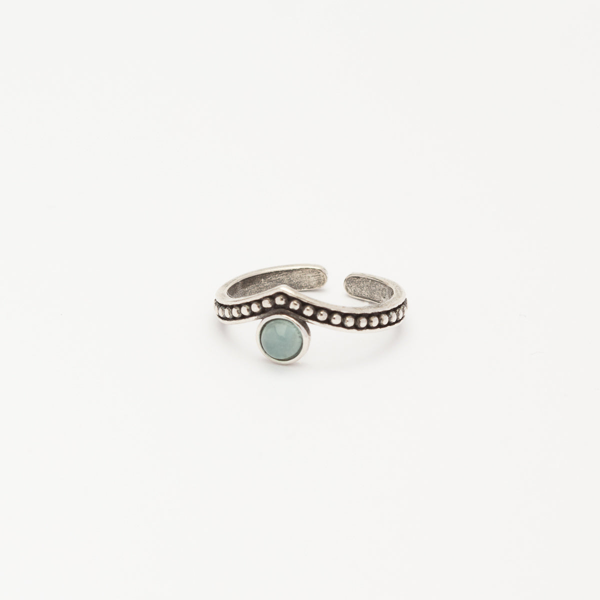 Sterling Silver - Wonder Blue Ring