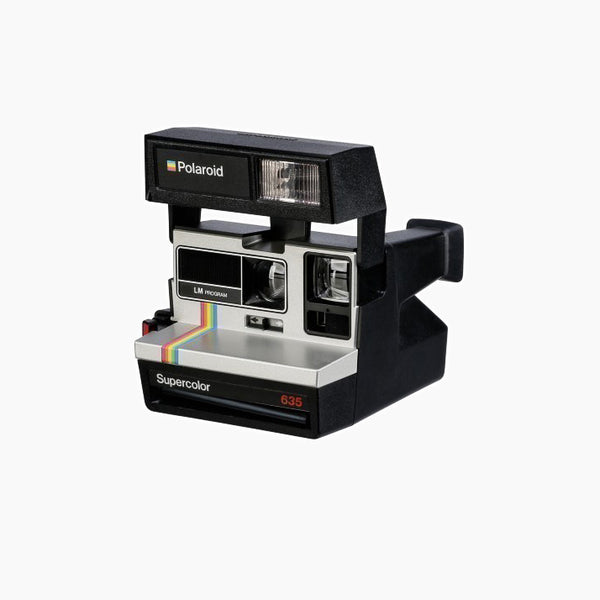 Refurbished Polaroid 600 Camera