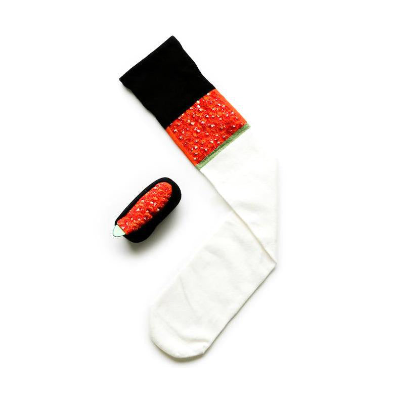 Sushi Socks - Salmon Roe