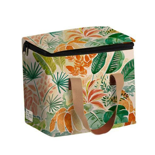 Caribbean Jungle Large Lunch Bag