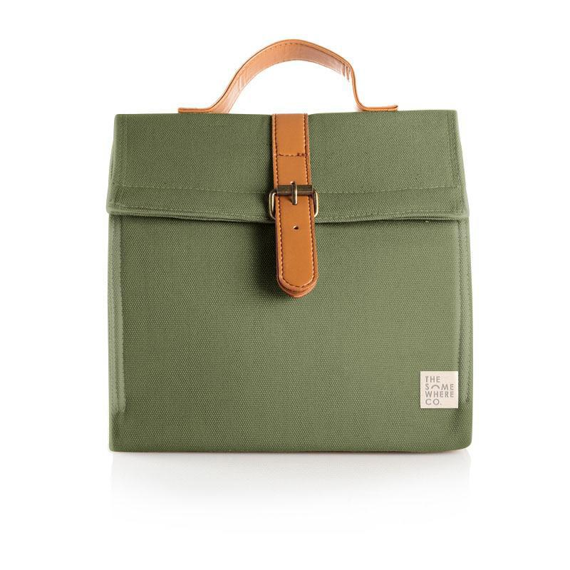 Olive Fields Lunch Satchel