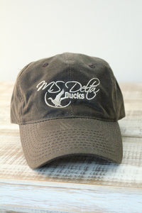 MS Delta Ducks Wax Series Hat