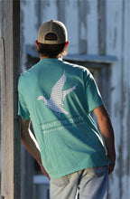 Duck Print Series Flying Duck Short Sleeve t-shirt