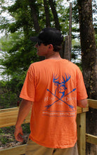 MS Delta Deer Crossed Arrows Series Short Sleeve t-shirt