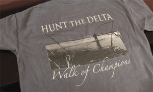 Walk of Champions Series t-shirt